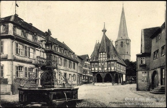 Marktplatz, 1908