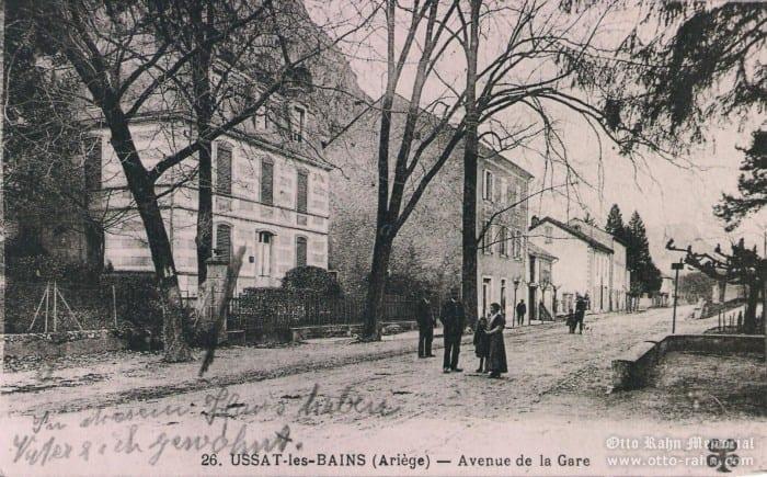 Des Marroniere's, Ussat-les-Bains – Avenue de la Gare