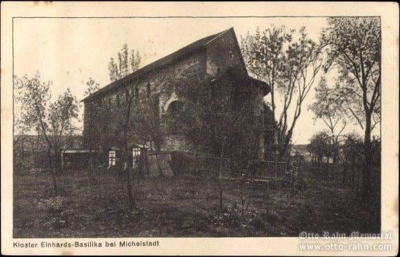 Kloster Einhards-Basilika in Michelstadt