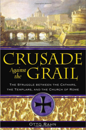 Cover of  Crusade Against the Grail