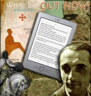 Amazon Kindle edition of White Lie