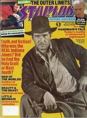 Starlog #152, March 1990
