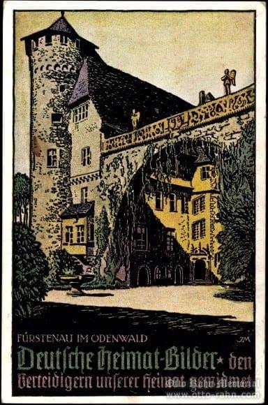 Castle Furstenau