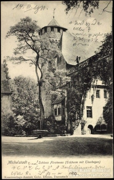 Schloss Furstenau