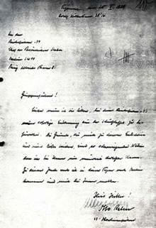 Dimissioni dalla SS di Otto