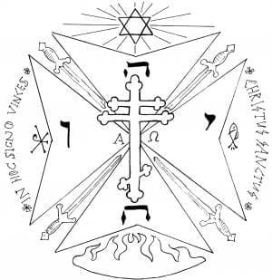 Temple Cross