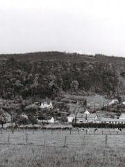 Otto Rahn - Blick auf den Eiberg