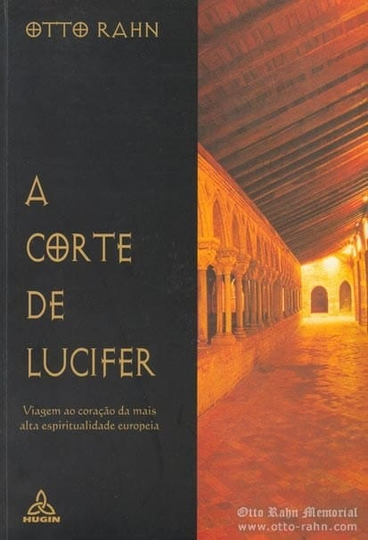 A Corte de Lucifer - Otto Rahn