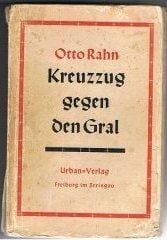 The first edition of Kreuzzug gegen den Gral (Crusade Against the Grail)