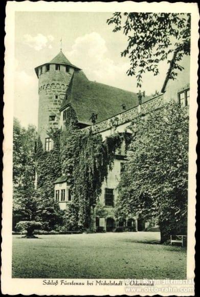 Schloss (Castle) Furstenau