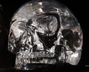 Kristallschädel von SS-Führer Heinrich Himmler
