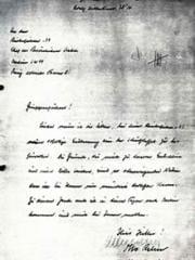 Austritt aus der SS von Otto Rahn